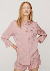LOVE STORIES Sunday Pyjama Shorts - Blossom
