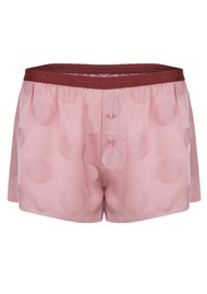 LOVE STORIES Sunday Pyjama Shorts - Blossom