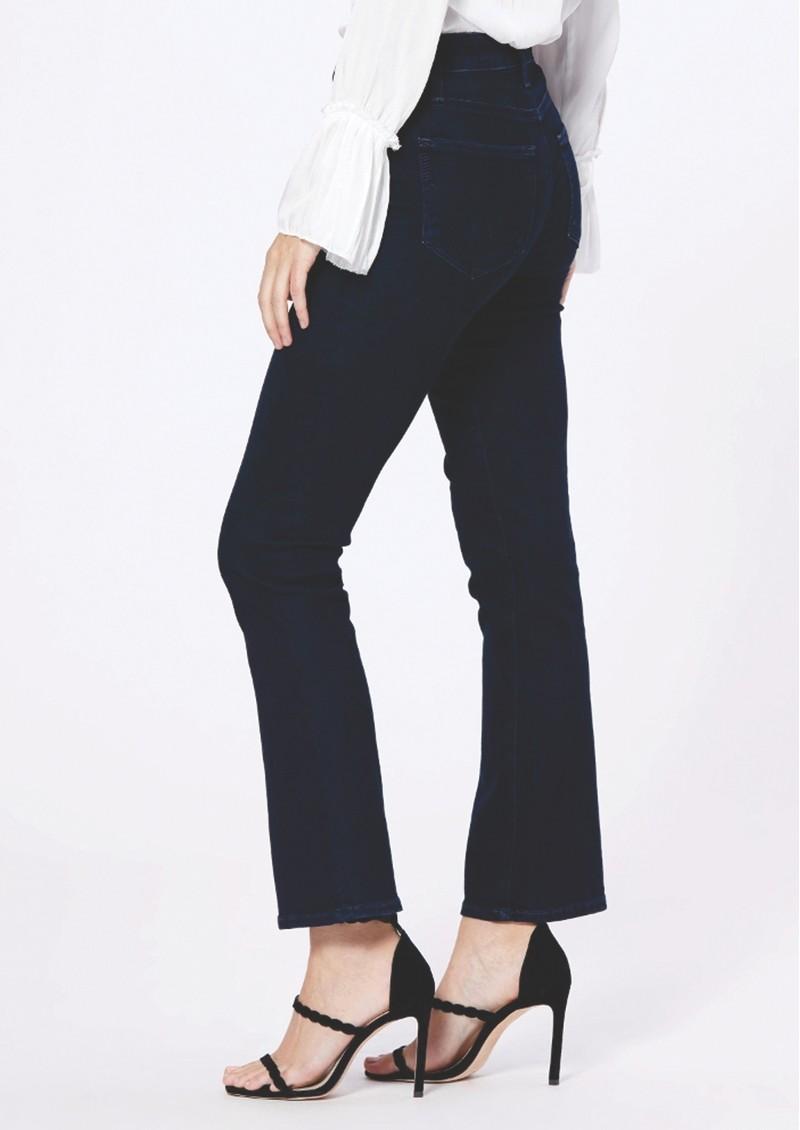 Paige Denim Claudine Ankle Flare Jeans - Telluride main image