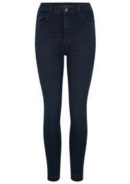 J Brand Leenah Super High Rise Ankle Skinny Jeans - Complex