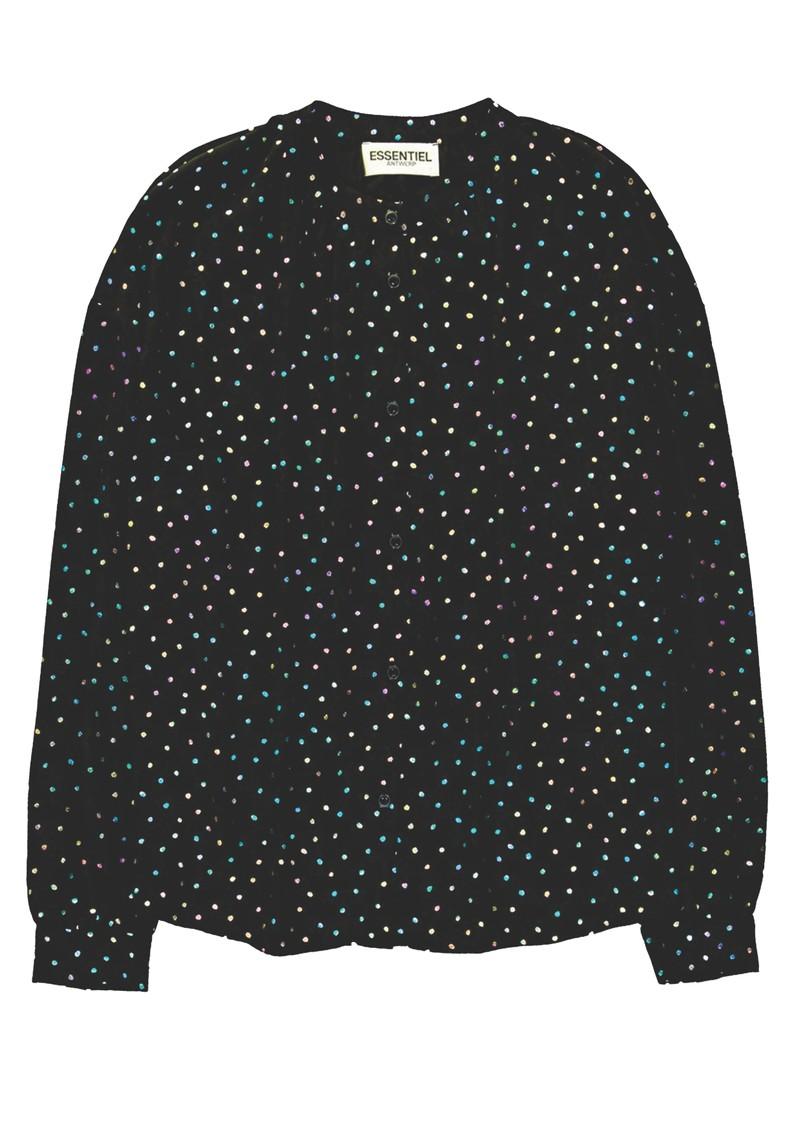 ESSENTIEL ANTWERP Voulesvous Shirt - Black main image