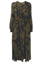 ESSENTIEL ANTWERP Vogel Dress - Combo 2 Moss