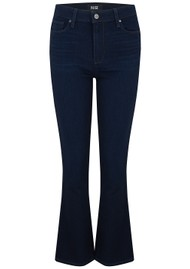 Paige Denim Claudine Ankle Flare Jeans - Telluride