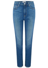 Paige Denim Sarah Slim Vintage Jeans - Trail