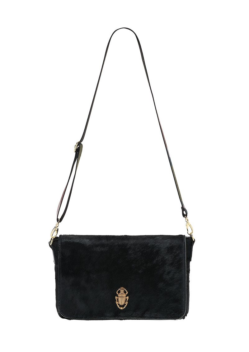 Sous Les Paves Gin Fizz Shoulder Bag - Black main image