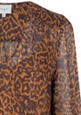 Sally Blouse - Leopard additional image
