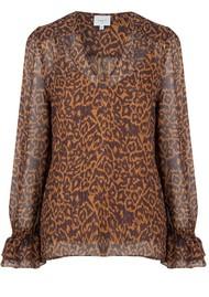 DANTE 6 Sally Blouse - Leopard
