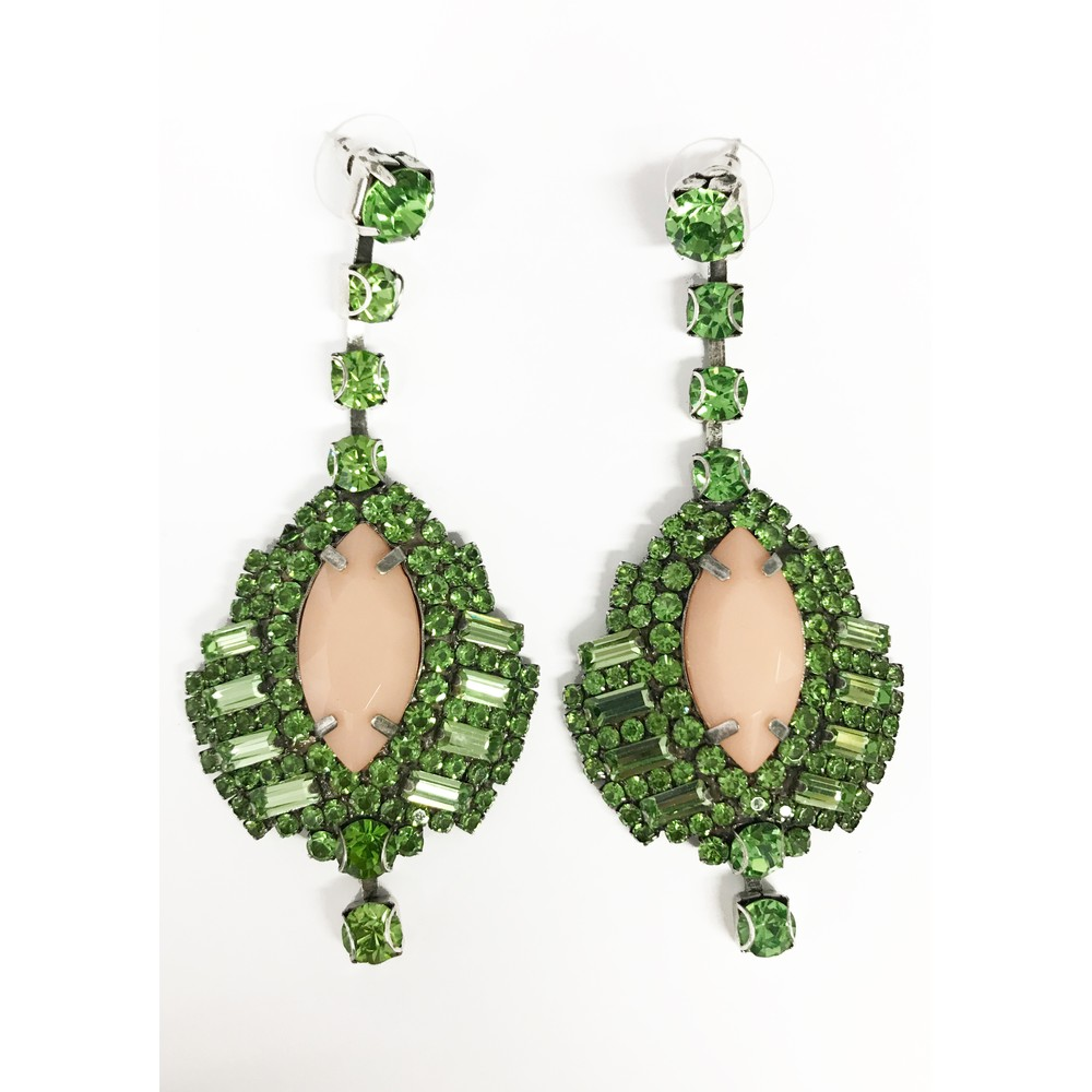 Vernandez Drop Earrings - Mentos Mint