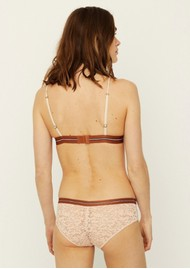 LOVE STORIES Lexie Hipster Briefs - Sand Knit