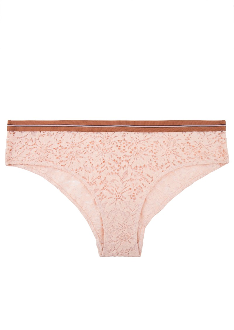 LOVE STORIES Lexie Hipster Briefs - Sand Knit main image