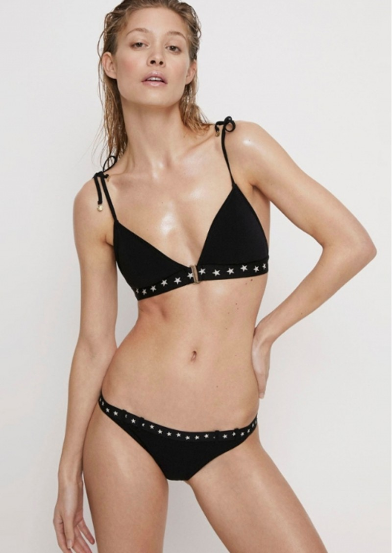 LOVE STORIES Darling Bikini Bralette - Black main image