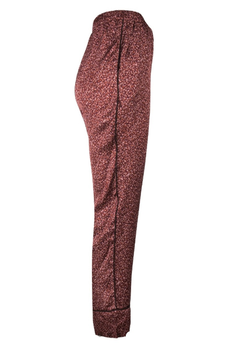 LOVE STORIES Reese Pyjama Pants - Red Earth main image