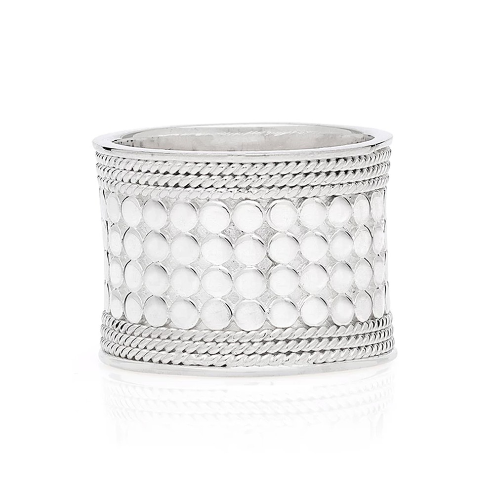 Band Ring - Silver