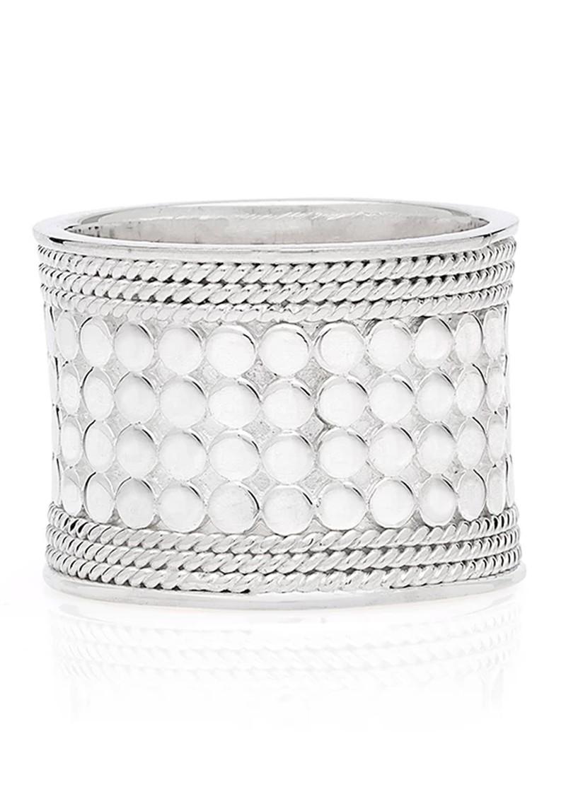 ANNA BECK Band Ring - Silver main image