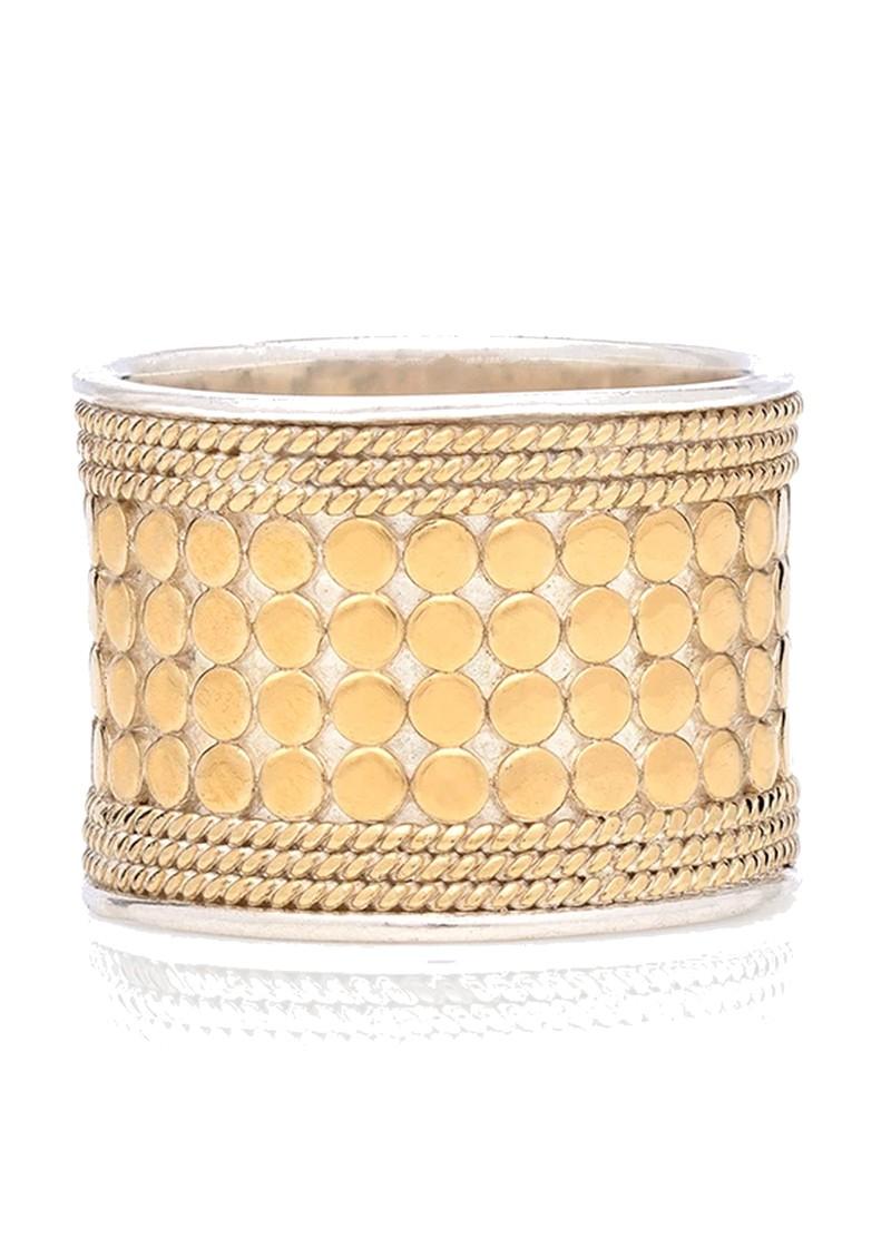 ANNA BECK Band Ring - Gold main image