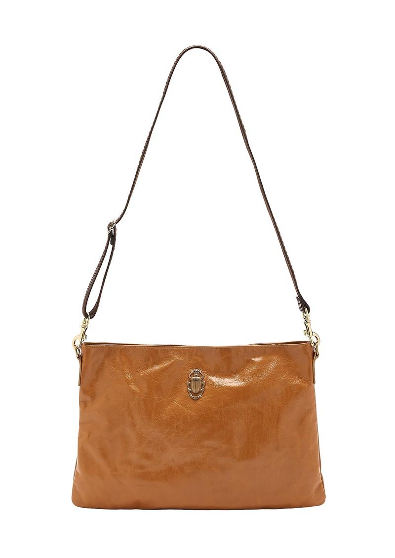 Sous Les Paves Big Zaza Scarabug Bag - Vintage Tan main image
