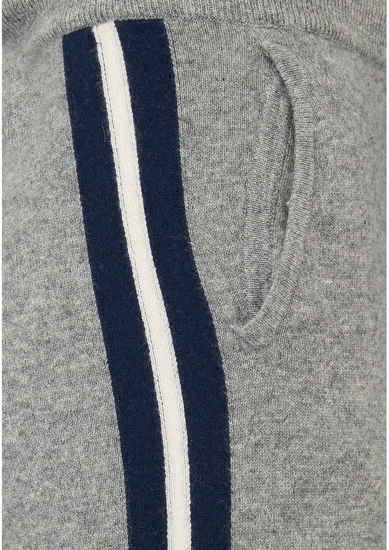 JUMPER 1234 Side Stripe Jogger - Grey  main image