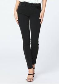 Paige Denim Hoxton High Rise Ultra Skinny Jeans - Velvet Onyx