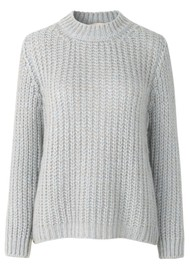 LEVETE ROOM Dixie Jumper - Icy Blue