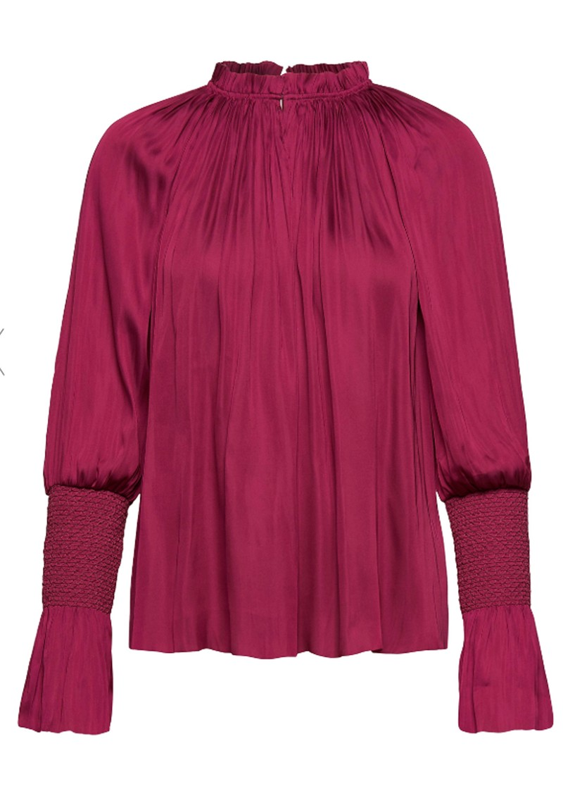 Day Birger et Mikkelsen  Day Gossip Blouse - Lips main image