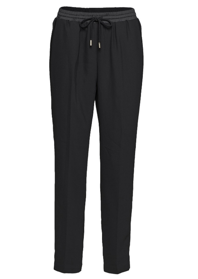 Day Birger et Mikkelsen  Day Gabardine Drawstring Trousers - Black main image