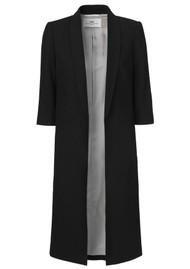 Day Birger et Mikkelsen  Day Classic Gabardine Long Blazer - Black