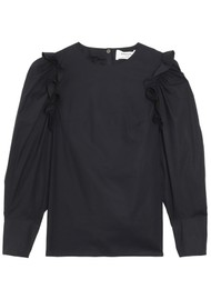 Ba&sh Passion Shirt - Black