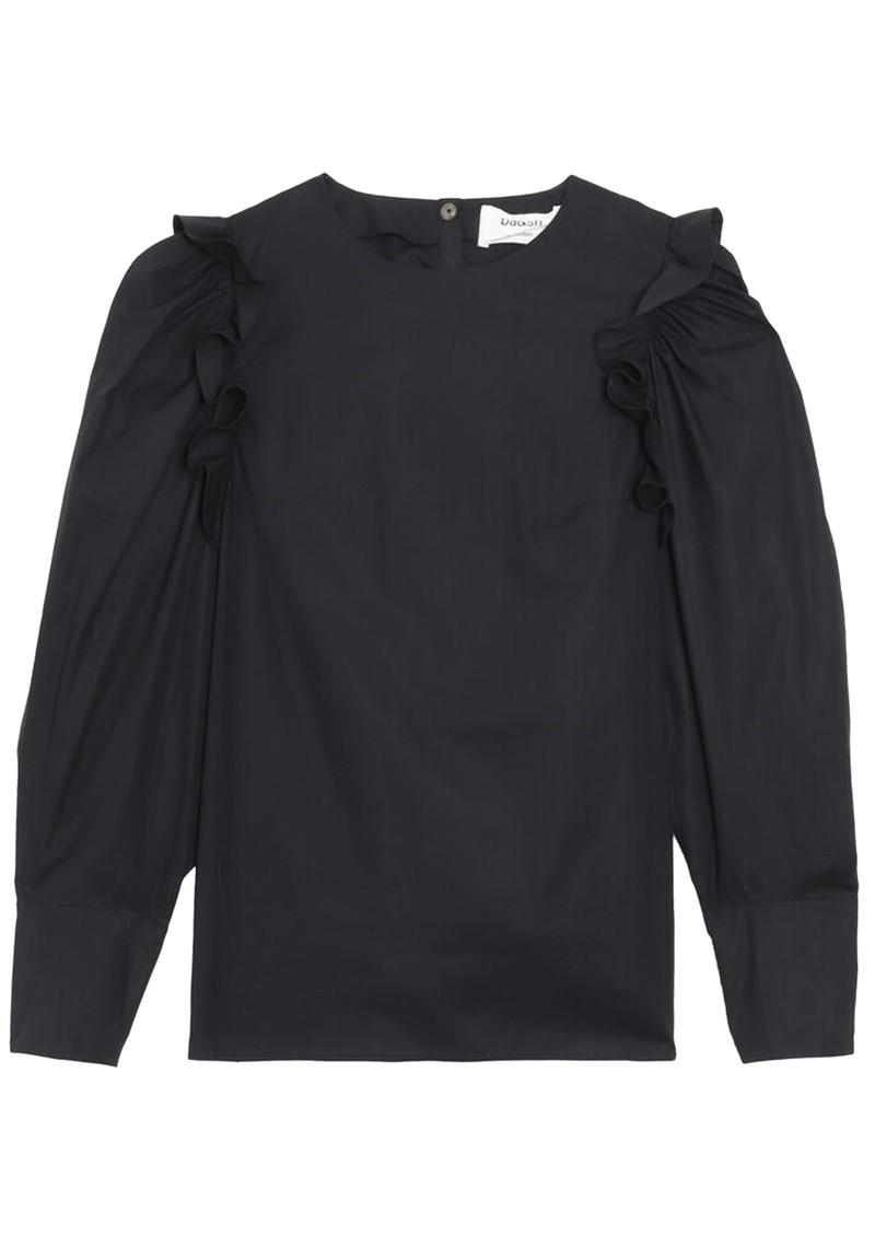 Ba&sh Passion Shirt - Black main image
