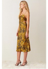BEC & BRIDGE Turtle Rock Midi Dress - Tortoise