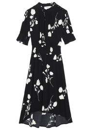 Ba&sh Poppy Dress - Black