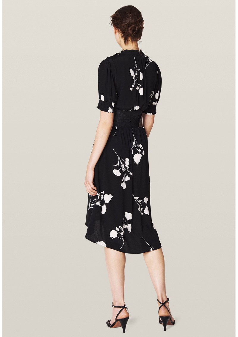 Ba&sh Poppy Dress - Black main image