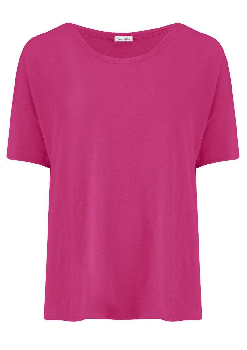 Sonoma Short Sleeve Top - Bougainvillea main image
