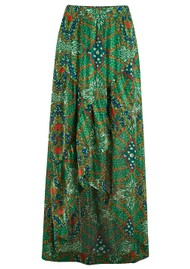 Ba&sh Hall Skirt - Green