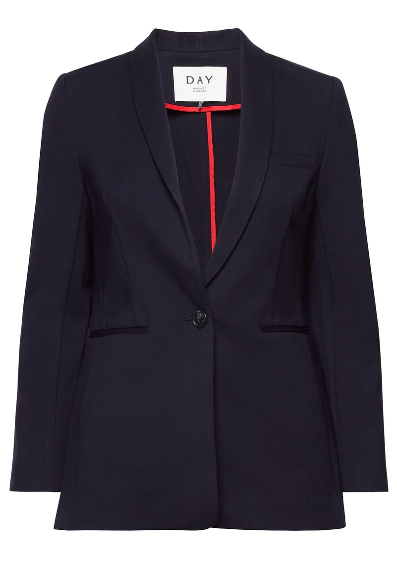 Day Birger et Mikkelsen  Day Weather Blazer - Navy main image