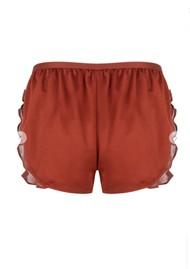 LOVE STORIES Mae PJ Shorts - Chocolate