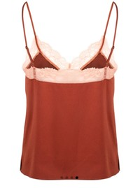 LOVE STORIES Lynn Camisole - Chocolate