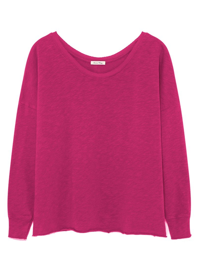 Sonoma Long Sleeve T-Shirt - Bougainvillea main image