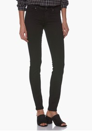 Paige Denim Verdugo Ultra Skinny Transcend Jeans - Black Shadow