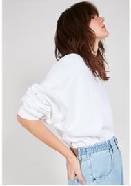 American Vintage Wititi Sweatshirt - White