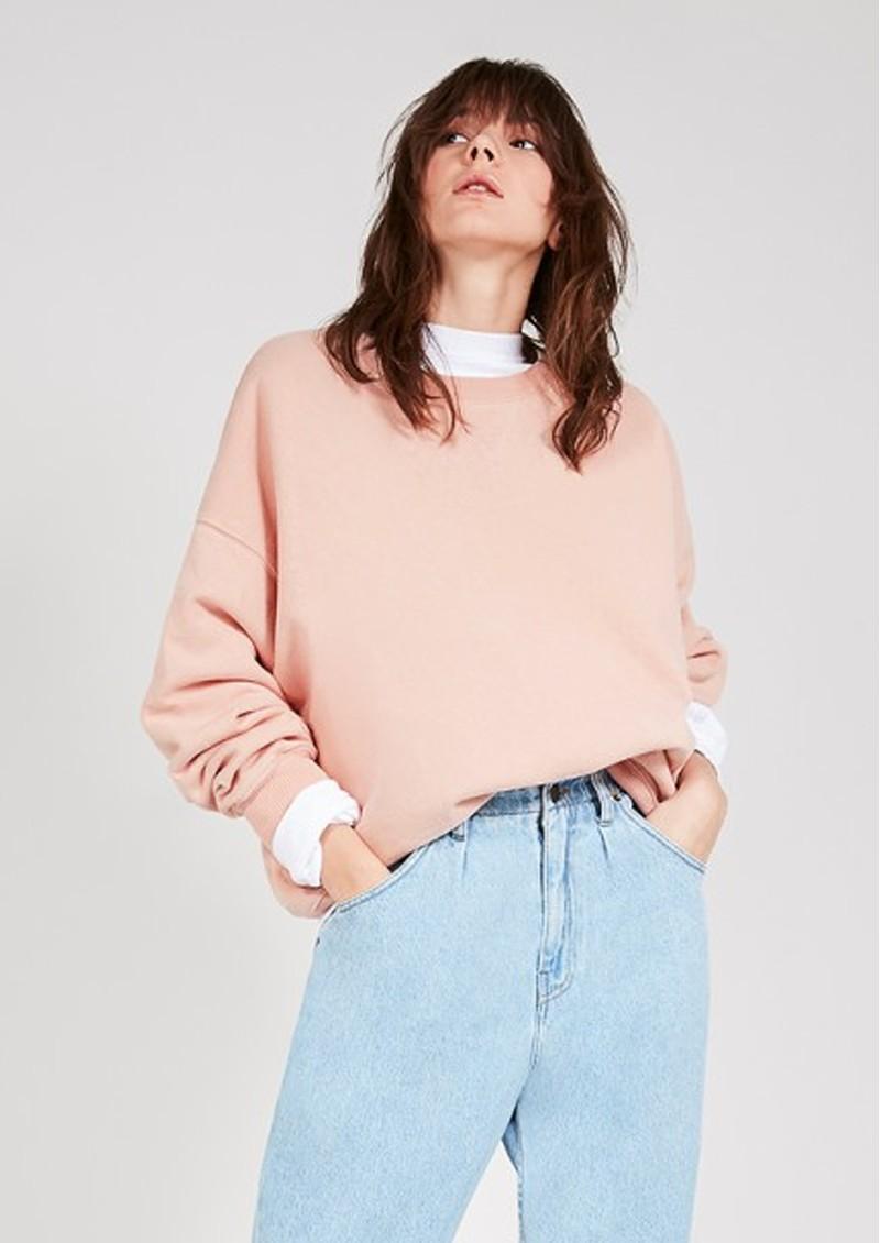 American Vintage Wititi Sweatshirt - Marshmallow main image