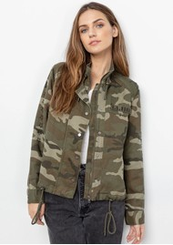Rails Tennessee Jacket - Jungle Camo
