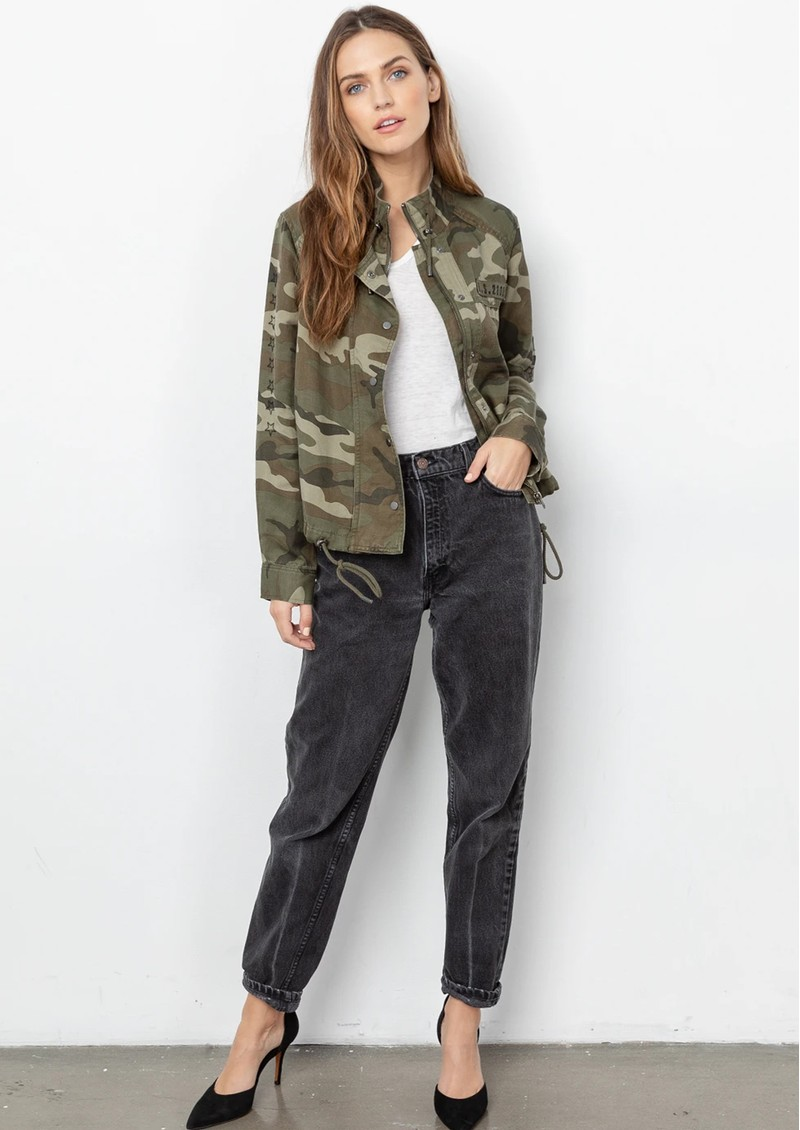 Rails Tennessee Jacket - Jungle Camo main image
