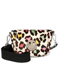 HILL & FRIENDS The 341 Bag - Rainbow Leopard