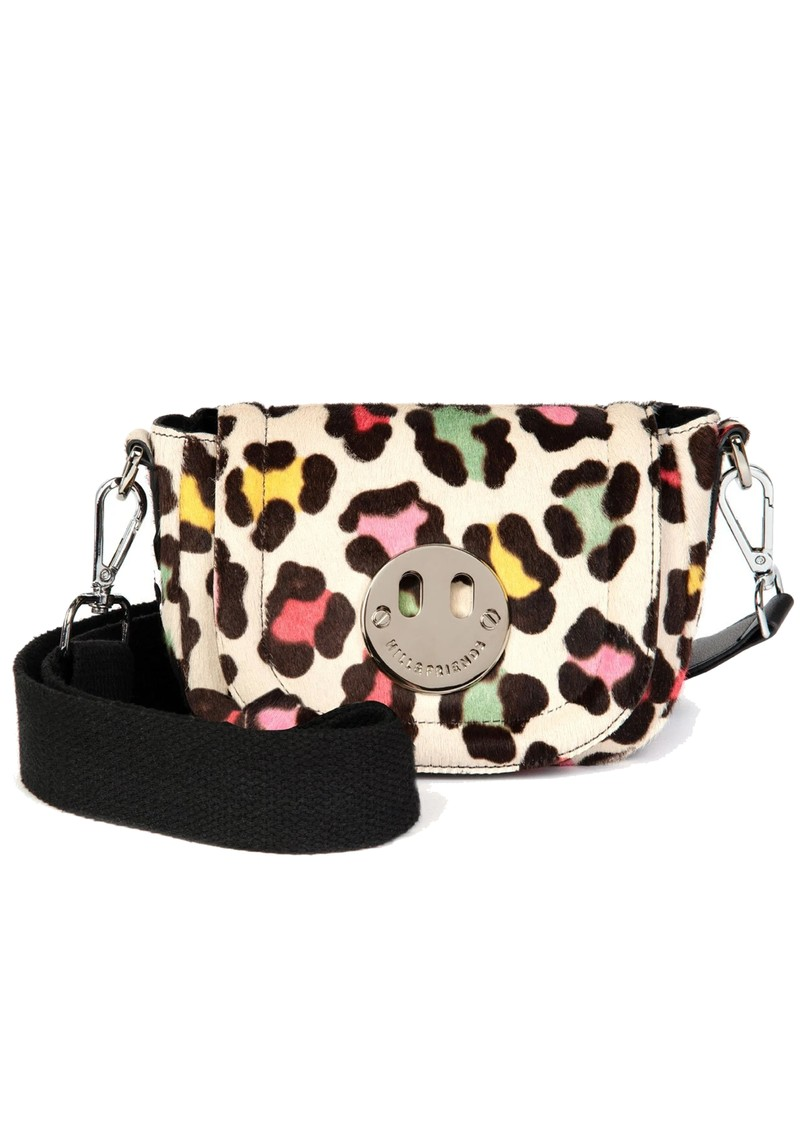 HILL & FRIENDS The 341 Bag - Rainbow Leopard main image