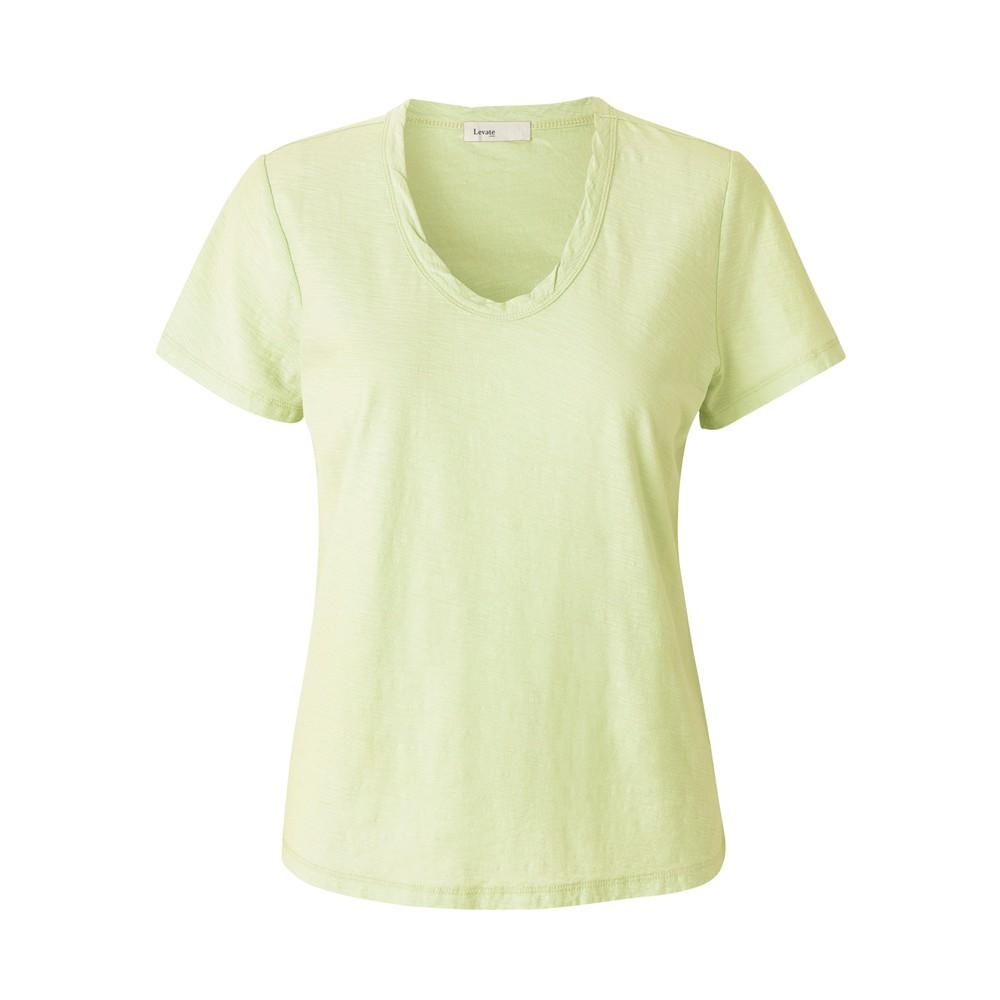 Any Short Sleeve T-Shirt - Acid Yellow