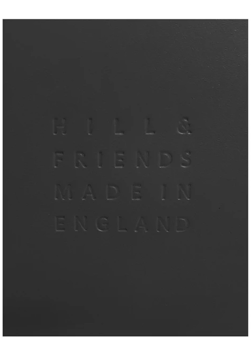 HILL & FRIENDS Hepworth Tote - Liquorice Black main image