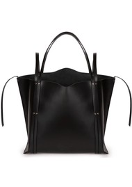 HILL & FRIENDS Hepworth Tote - Liquorice Black