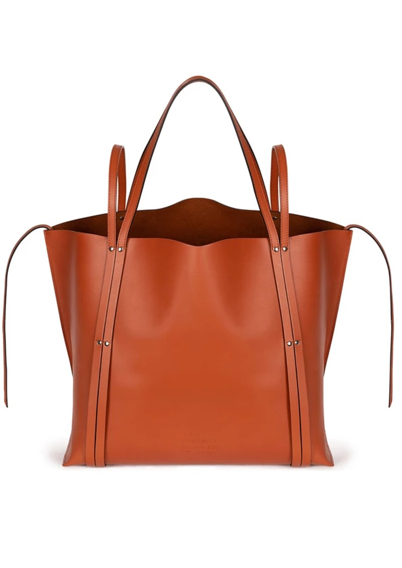 HILL & FRIENDS Hepworth Tote - British Tan main image