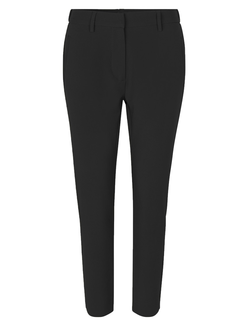Helena Tapered Trousers - Black main image