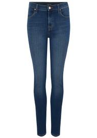 J Brand Maria High Rise Skinny Jeans - Fleeting